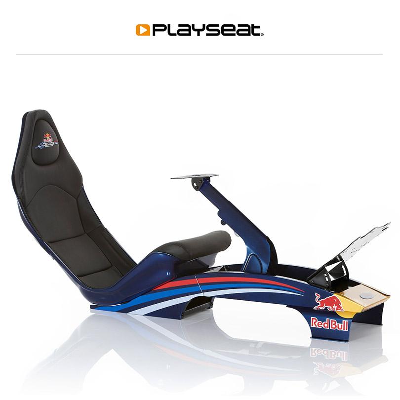 Playseat F1 红牛车队版 赛车游戏座椅