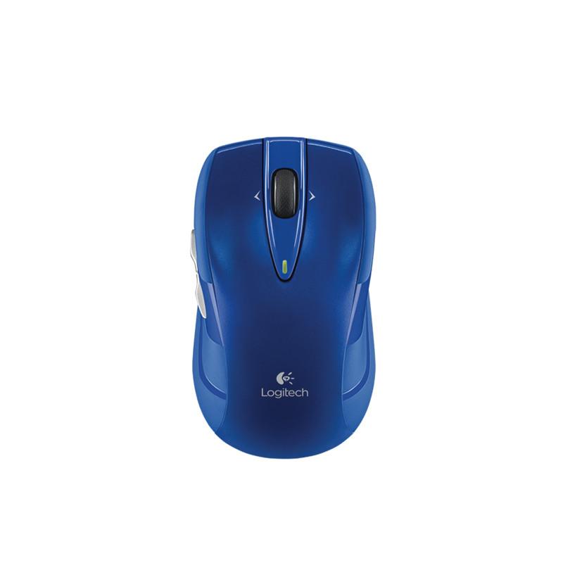 罗技(Logitech)M546无线鼠标 蓝色
