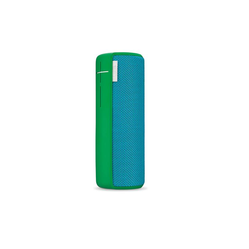 Logitech UE 蓝绿色款酷乐随身 户外旅游无线便携防水蓝牙音箱 15米无线距离