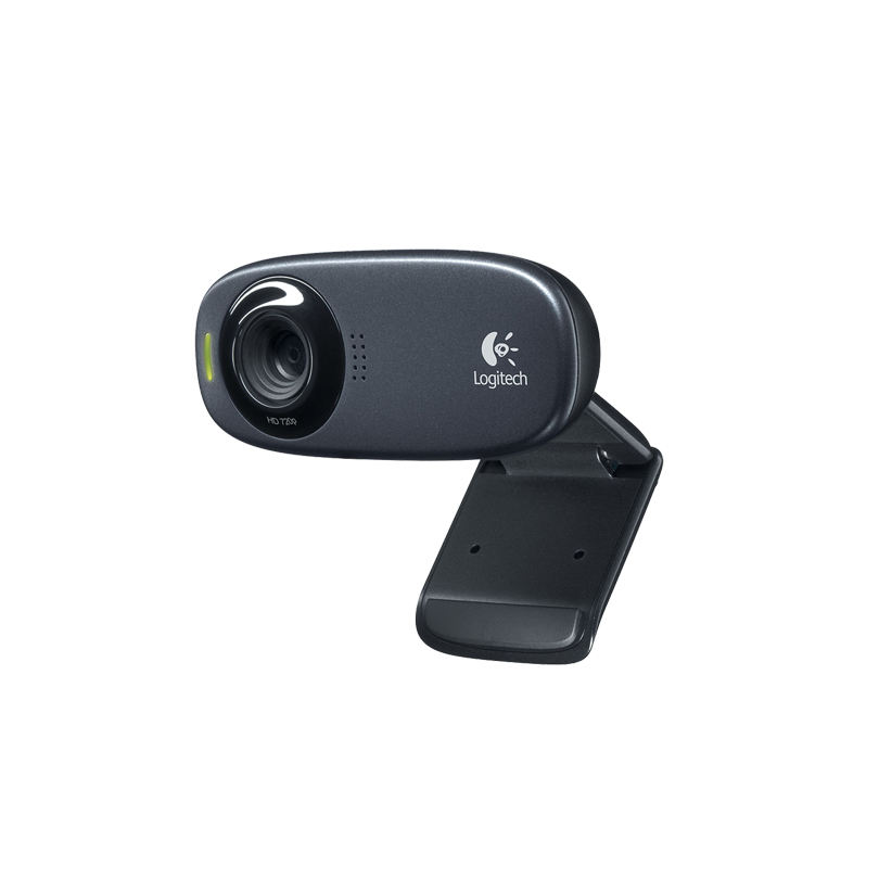 Logitech罗技 C310(新包装)高清晰网络摄像头