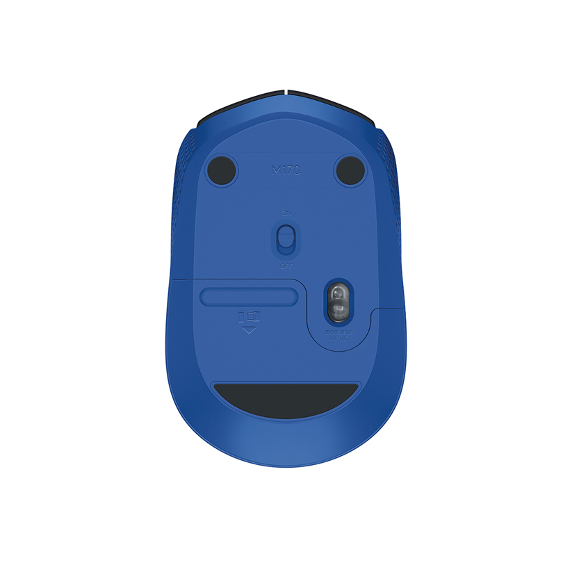罗技M171无线鼠标蓝色