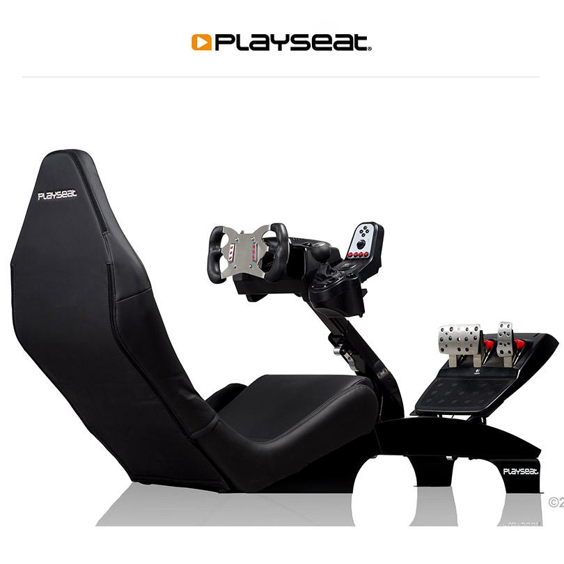 Playseat F1 黑色风暴 赛车游戏座椅