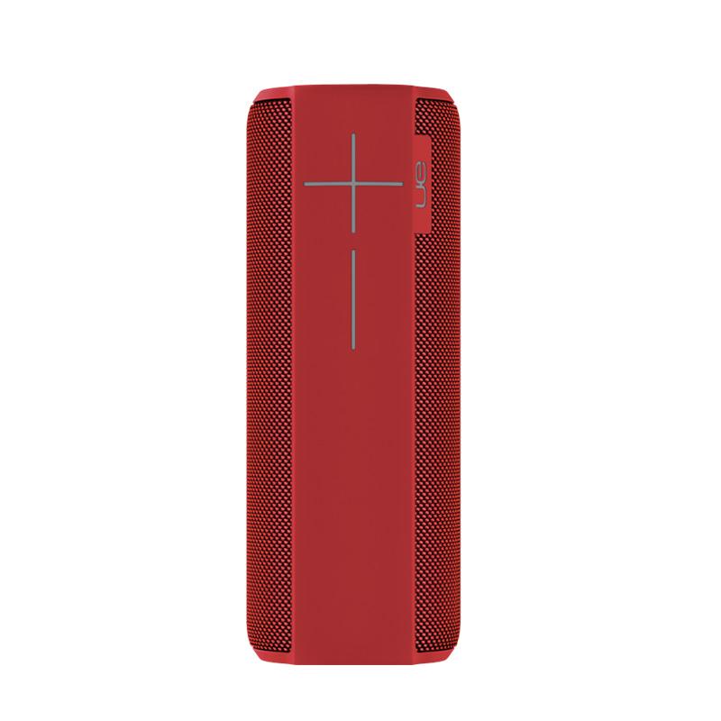 罗技 UE MEGABOOM 无线便携音箱 红色