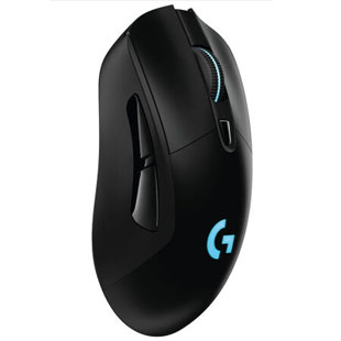 罗技(Logitech)G403 RGB 有线/无线双模式游戏鼠标