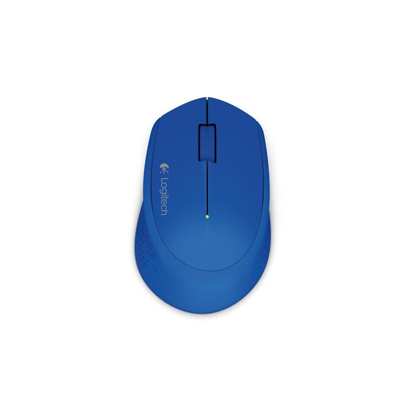罗技(Logitech)M275 无线鼠标 蓝色