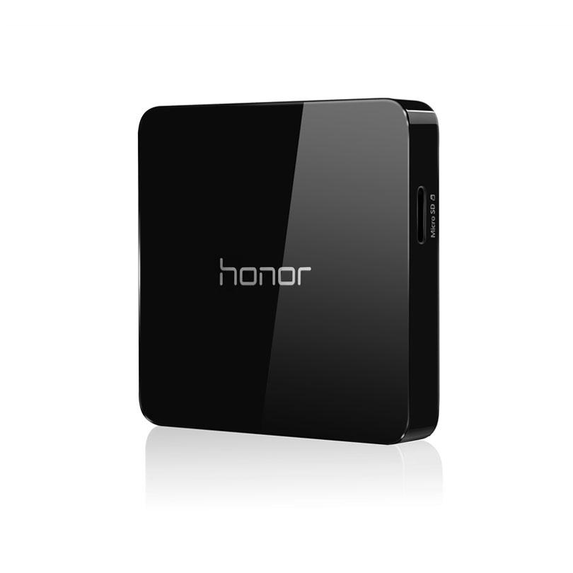 华为荣耀盒子 真4K超高清H.265硬解 网络机顶盒 蓝光3D安卓电视盒子 无线300M