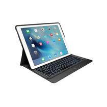 罗技(Logitech)CREATE iK1200背光键盘保护套 适用于12.9英寸iPad Pro