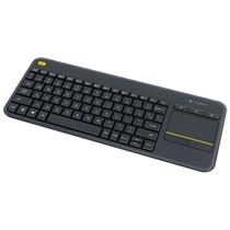 罗技K400 Plus 多媒体 无线触控键盘