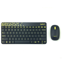 罗技 MK240 Nano无线键鼠套装 黑色