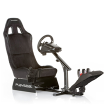 Playseat 进化-Alcantara 阿尔坎塔拉黑 赛车游戏座椅