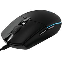 罗技 G102游戏鼠标 黑色