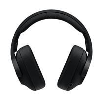 罗技 G433 7.1 有线环绕声游戏耳机麦克风 黑色