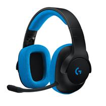 罗技 G233 有线游戏耳机麦克风
