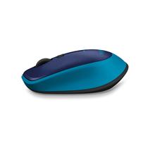 罗技无线鼠标M336(蓝色)