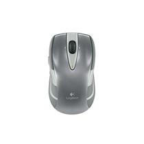 Logitech罗技 M545 无线鼠标 银色