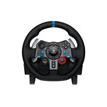罗技G29力反馈游戏方向盘 仿真ps3赛车手柄900度模拟驾驶