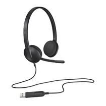 罗技 H340 USB耳机麦克风