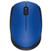罗技(Logitech)M170无线鼠标 蓝色
