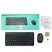 罗技 MK245 Nano无线键鼠套装 黑色