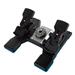 罗技Flight Rudder Pedals带脚尖制动模拟控制器的专用方向舵踏板