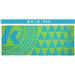 川崎Kawasaki运动毛巾 全棉 吸汗 舒适 40cmX100cmKTW-950