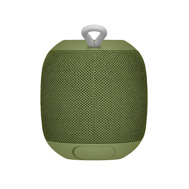 罗技 WONDERBOOM Portable Bluetooth Speaker 便携式蓝牙音箱 牛油果绿