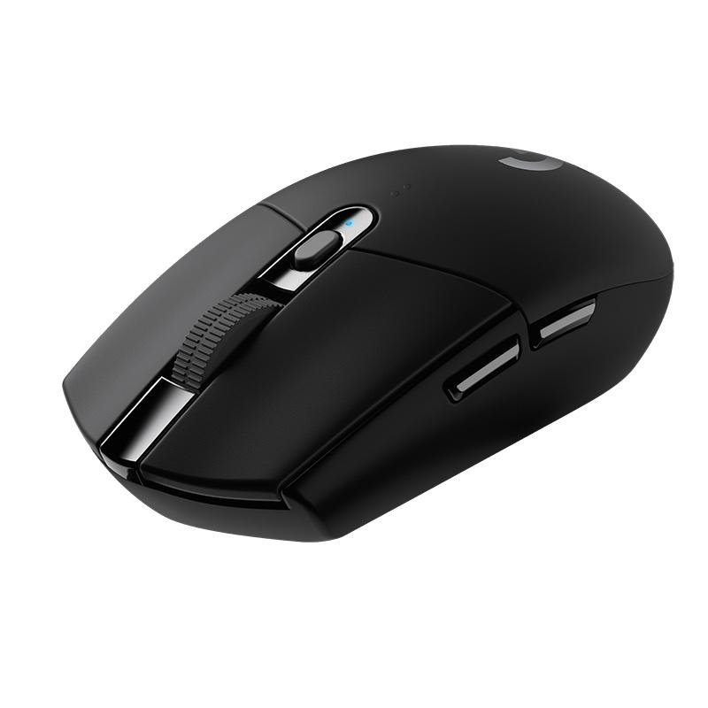 罗技G304 LIGHTSPEED无线游戏鼠标 黑色