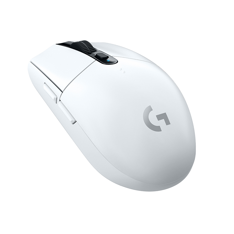 罗技G304 LIGHTSPEED无线游戏鼠标 白色