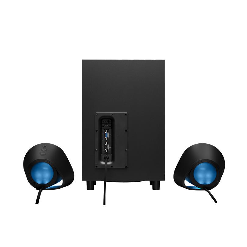 罗技 G560 Lightsync PC游戏音箱音箱