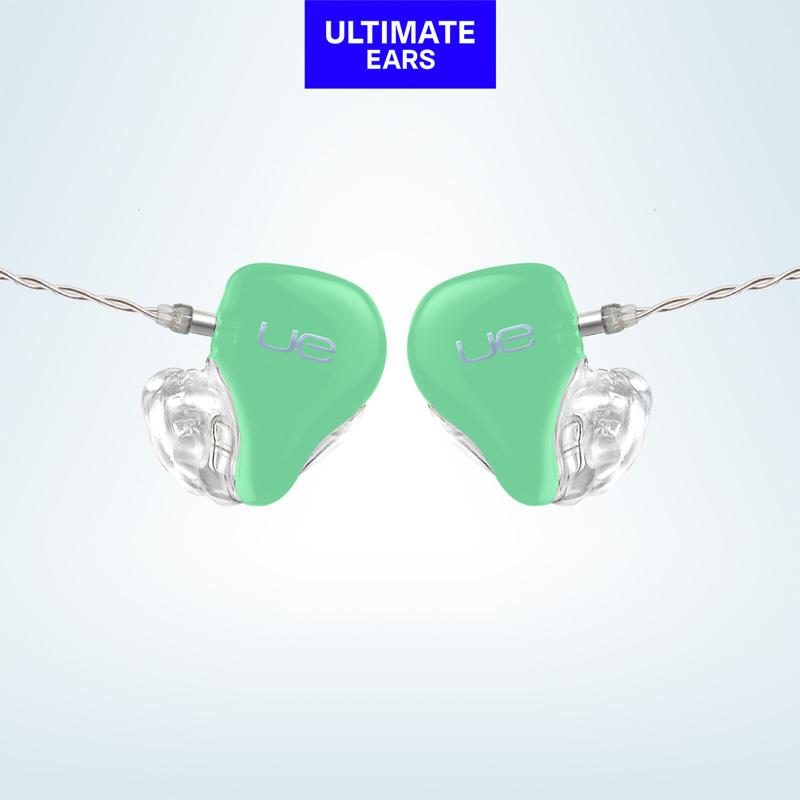 罗技 UE 6 Pro入耳式隔音监听私人定制耳机