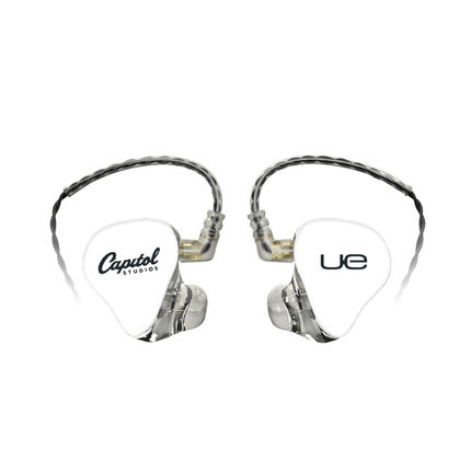 罗技UE ueRM ReferenceMonitor监听入耳式隔音定制3动铁耳机
