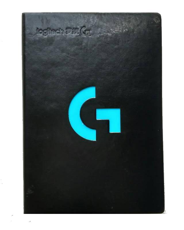 【赠品】罗技G笔记本