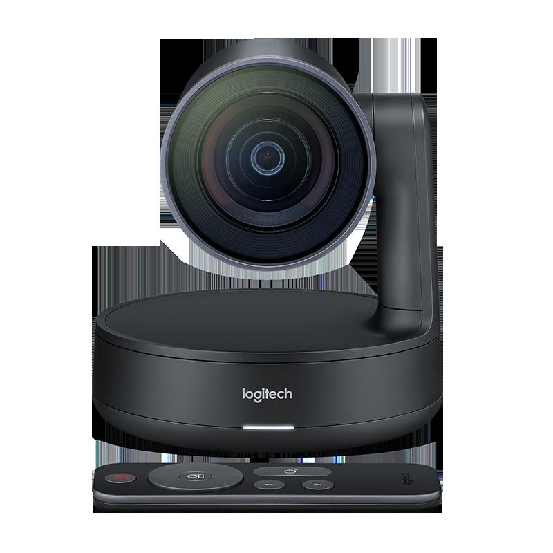罗技CC4900e商务办公高清视频会议系统摄像头