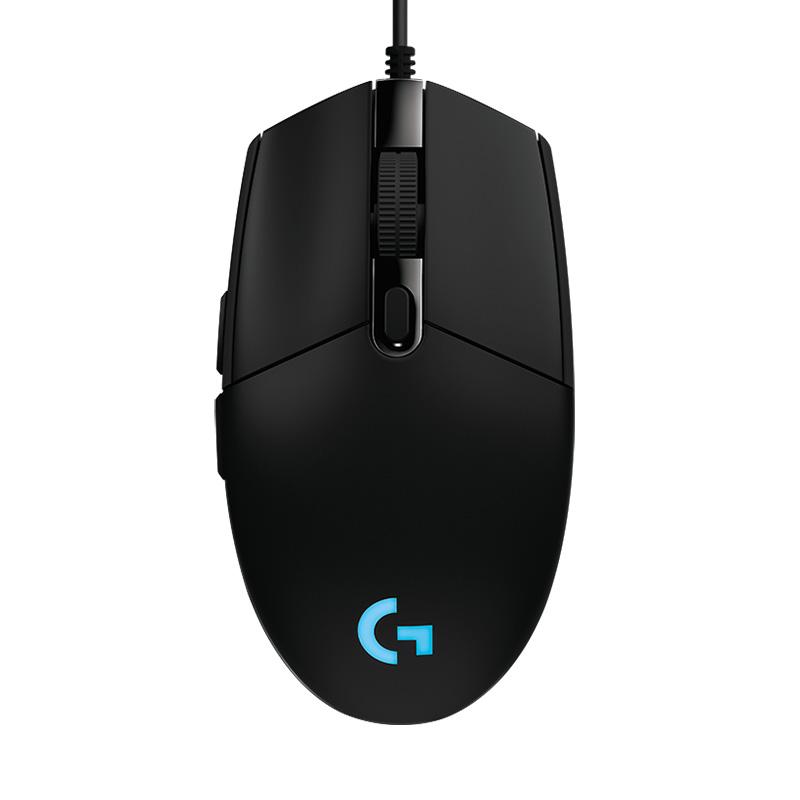 罗技 G102 Prodigy 游戏鼠标 黑色