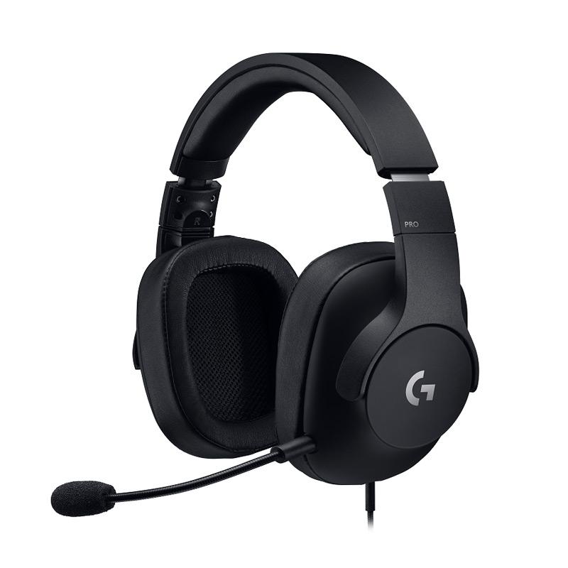 罗技 G PRO 有线电竞游戏头戴式耳机