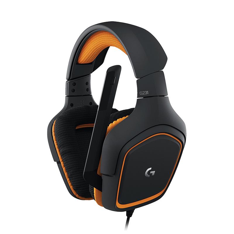 G231 Prodigy 游戏耳机麦克风