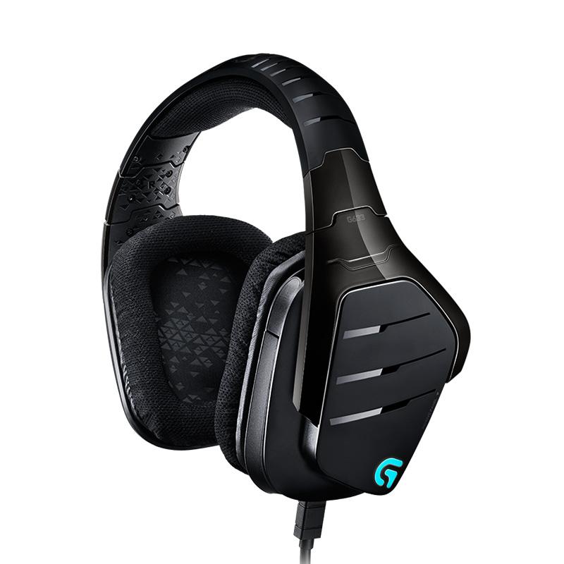 Logitech/罗技 G633 7.1环绕声游戏耳机麦克风 支持PC/PS/XBOX