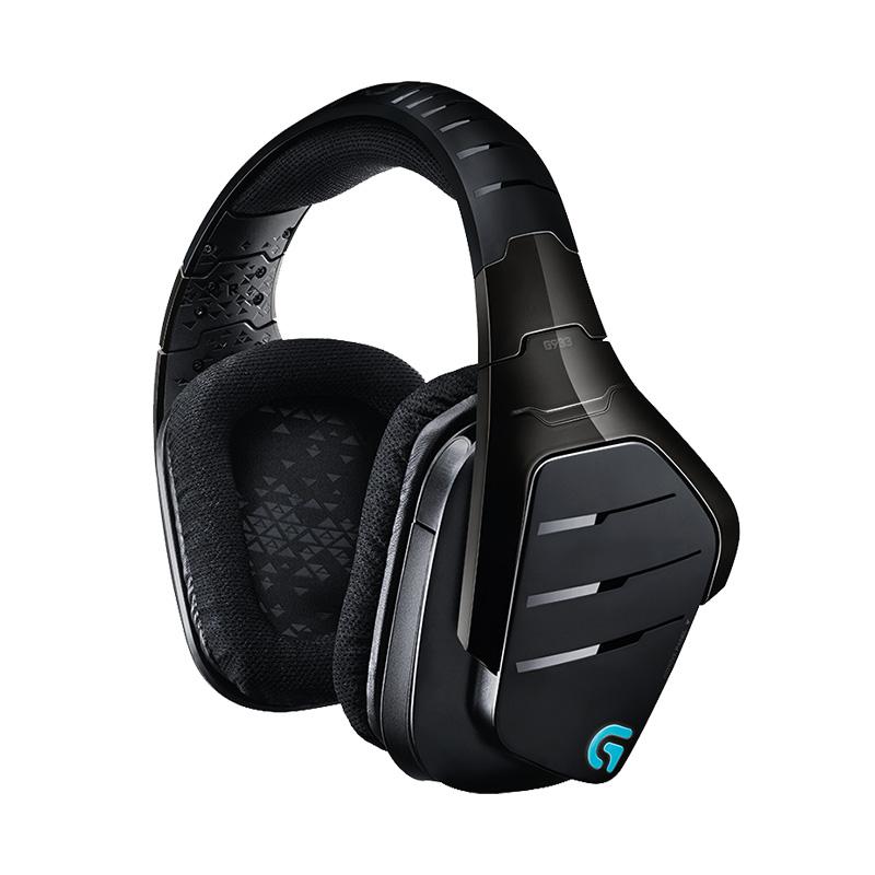 罗技 G933游戏无线耳机