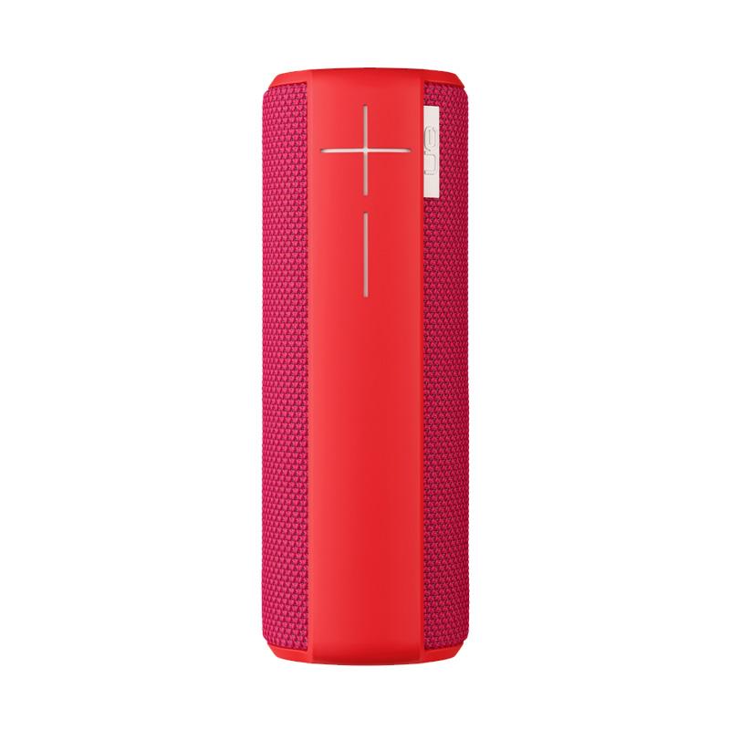UE 红色款酷乐随身 户外旅游无线便携防水蓝牙音箱 15米无线距离