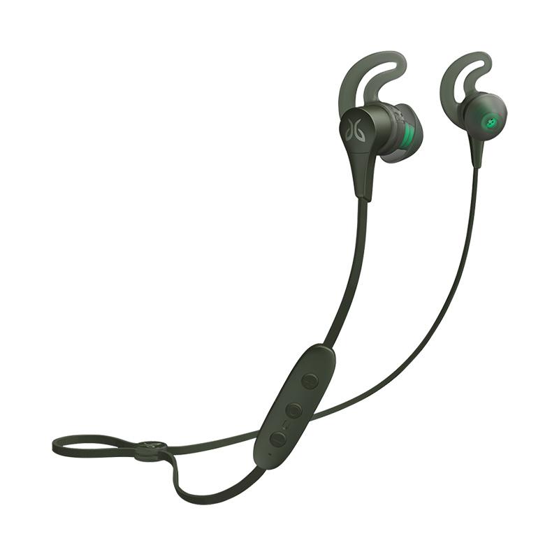 Jaybird X4 无线蓝牙运动耳机 石墨绿