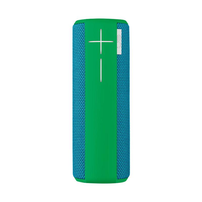 UE 蓝绿色款酷乐随身 户外旅游无线便携防水蓝牙音箱 15米无线距离