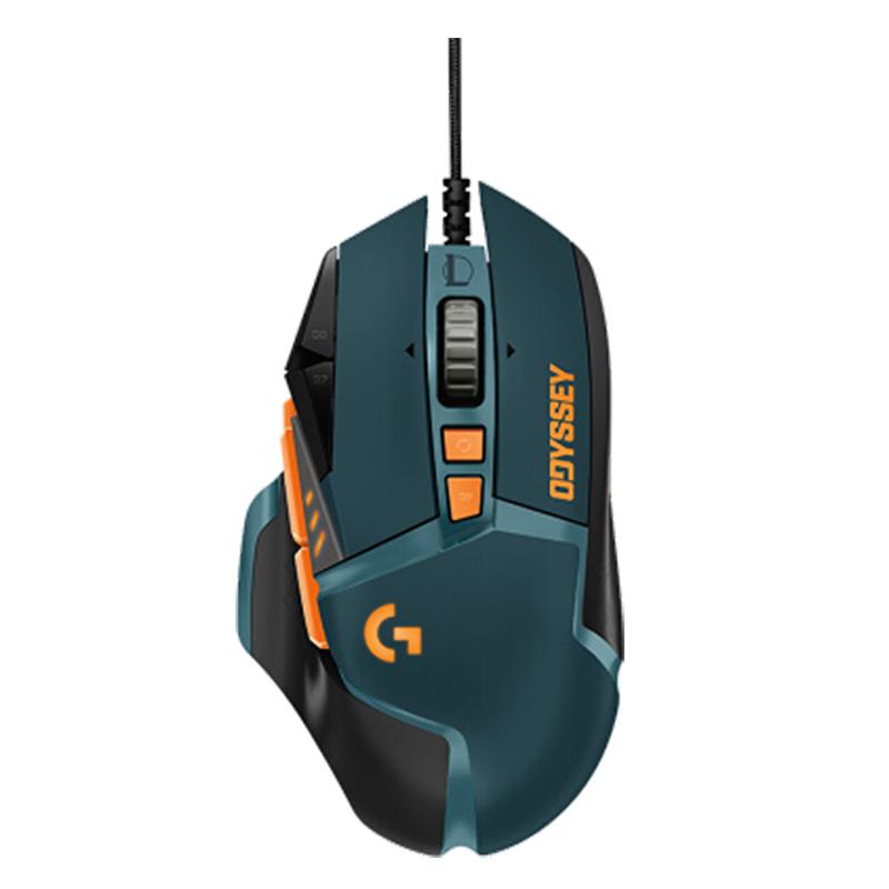 罗技 G502游戏鼠标 英雄联盟限量版