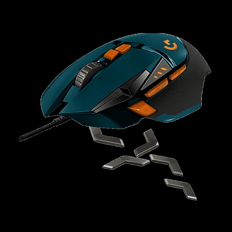 罗技 G502英雄联盟限量版