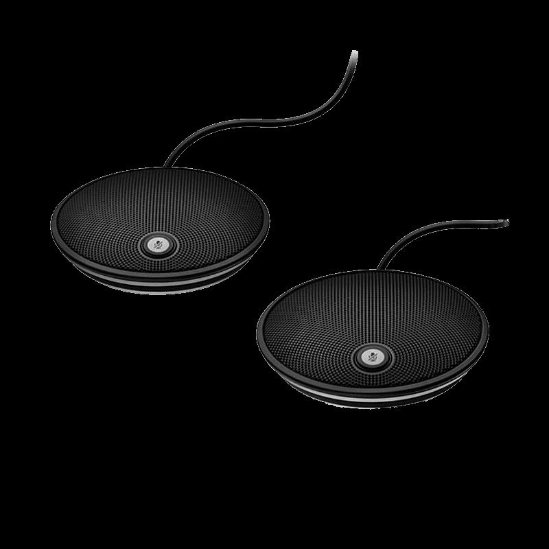 罗技 CC3500e扩展麦克风(一对)