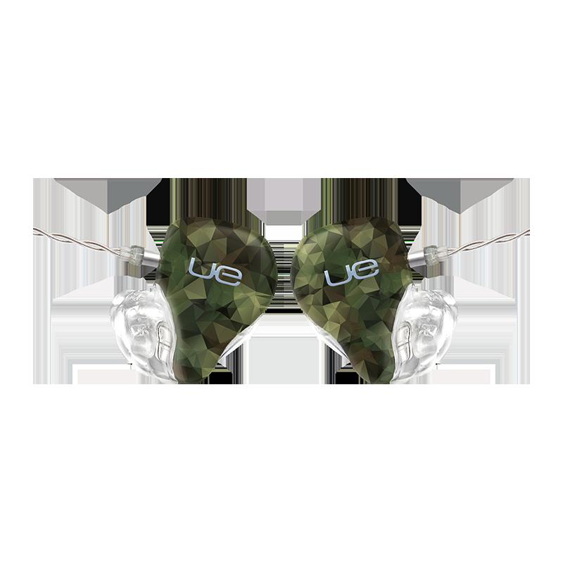 罗技 UE18+Pro监听定制耳机