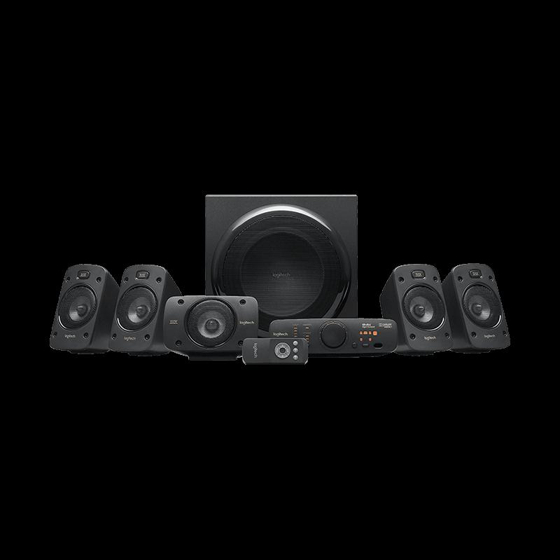 罗技 Z906 音箱系统