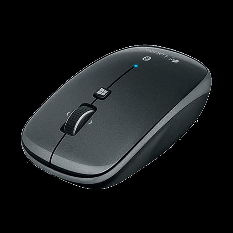 罗技 M557无线蓝牙鼠标 黑色