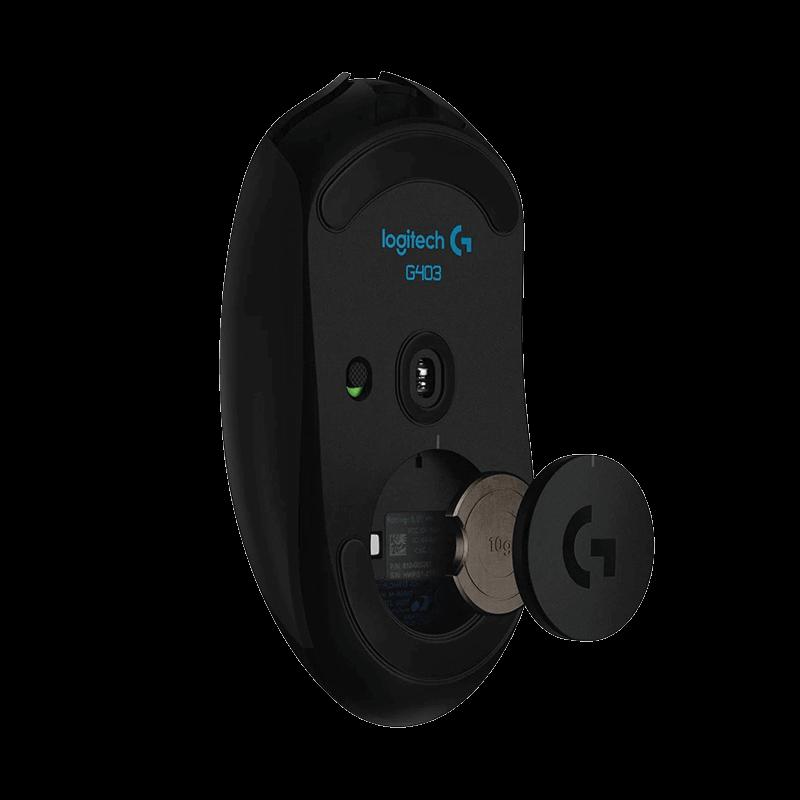 罗技 G403有线无线双模式游戏鼠标
