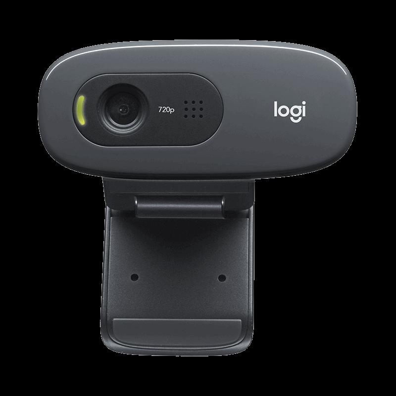 罗技 C270 (新包装)高清网络摄像头