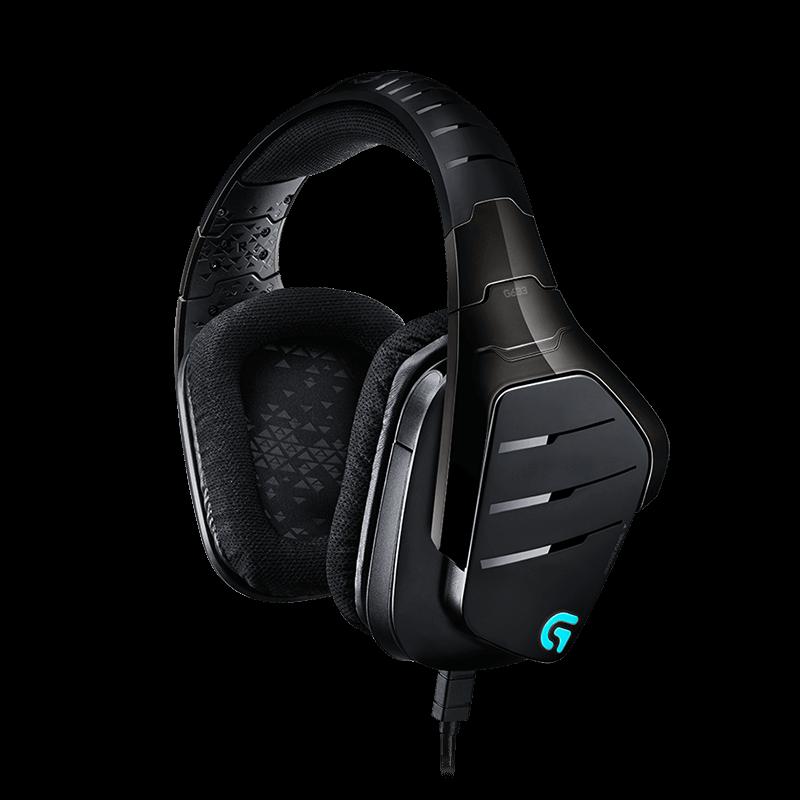 罗技 G633 游戏耳机麦克风【限量送腕带】